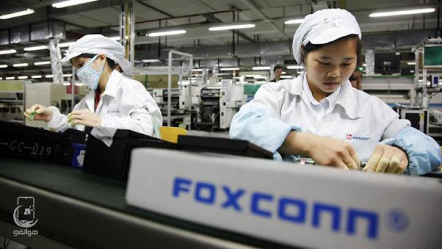 شركة فوكسكون الصينية ستبدأ بتصنيع أجهزة التنفس