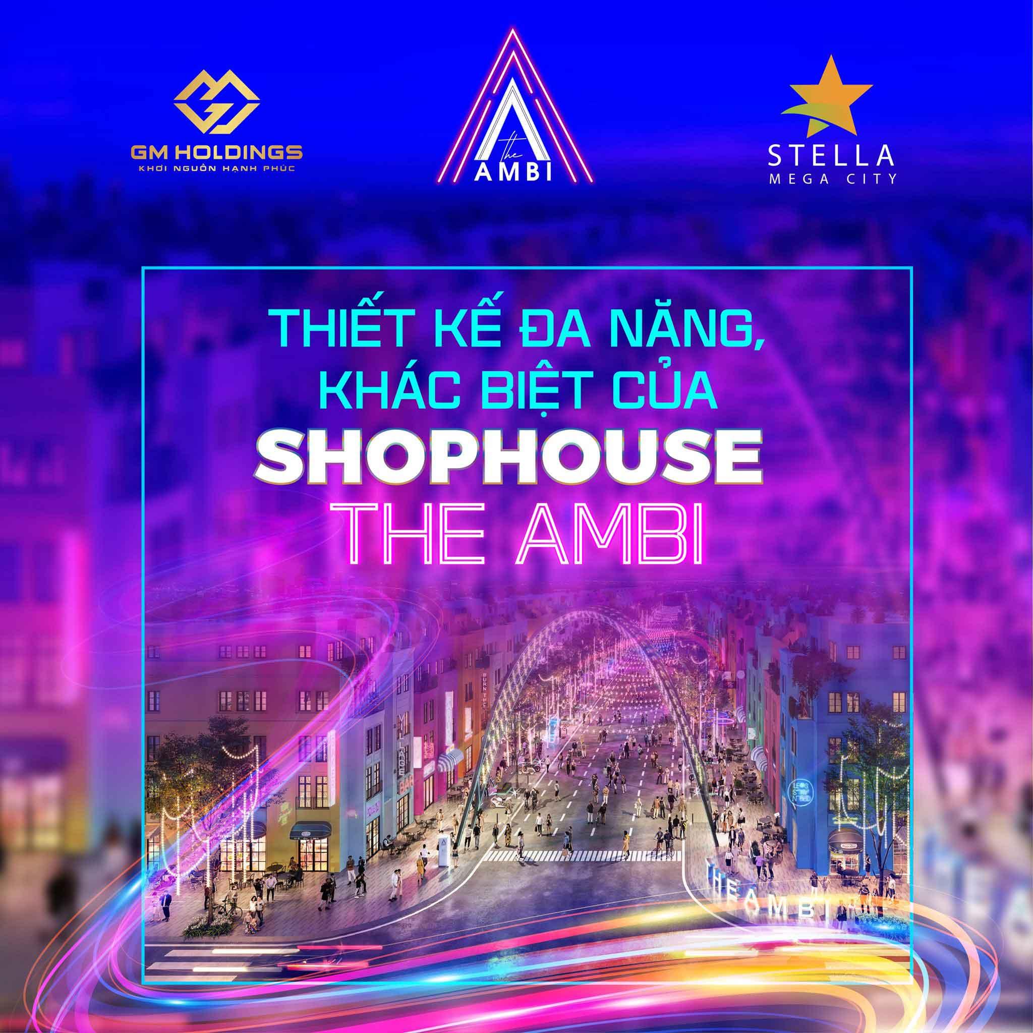 Shophouse The Ambi