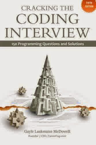 Cracking the Coding Interview: 150 Programming Questions and Solutions 5th Edition