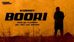 Boori Lyrics - KIDSHOT