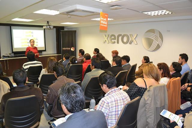 Xerox realiza un Business Lab con nuevos canales