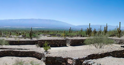 Le rovine di Quilmes, in Argentina.
