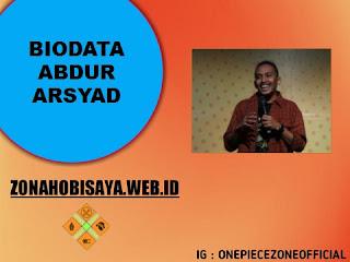 Biodata Abdur Arsyad