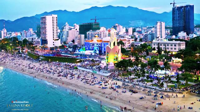 tiềm năng phát triển dự án La Luna Resort Nha Trang