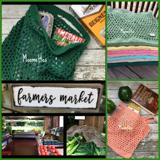Handmade French Market Bags
