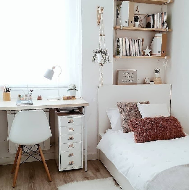 Dekorasi Kamar Tidur Sederhana Minimalis