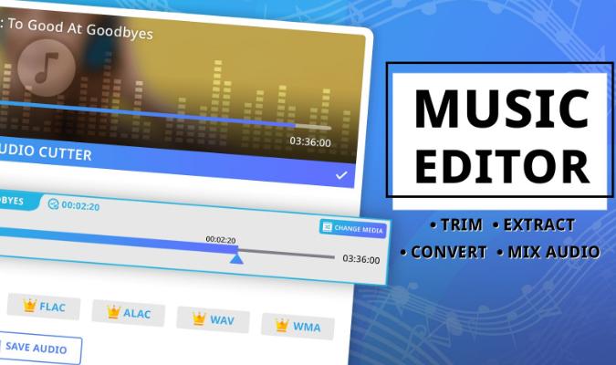 Aplikasi Android Terbaru Terbaik Wajib Kamu Coba - Music Editor