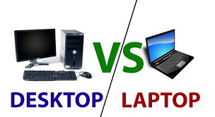 Lapto Vs Desktop - কোনটা সবচাইতে ভালো এবং কেন?