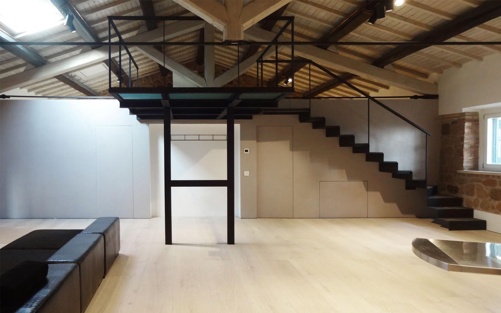 Casale La Mandriola by cafelab studio