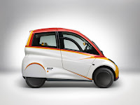 Shell unveils ultra energy efficient concept car