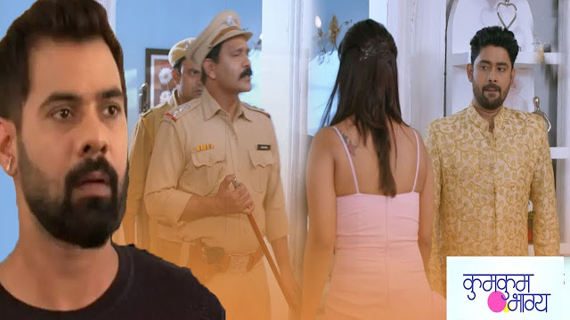 EXPOSED: Police shootout in Mehra house to expose Sanju-Rhea behind Prachi kidnapping in Kumkum Bhagya