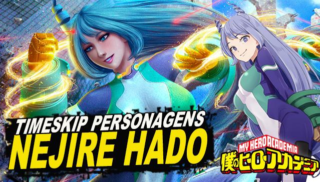 TIME SKIP NEJIRE HADO! Boku no Hero Academia