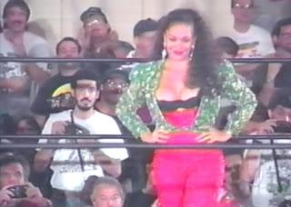 ECW Ultra Clash 1993 - Tigra