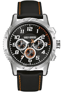Harley Davidson Men's Chronograph Brake 76B171