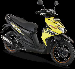 Varian Tipe Suzuki Nex II