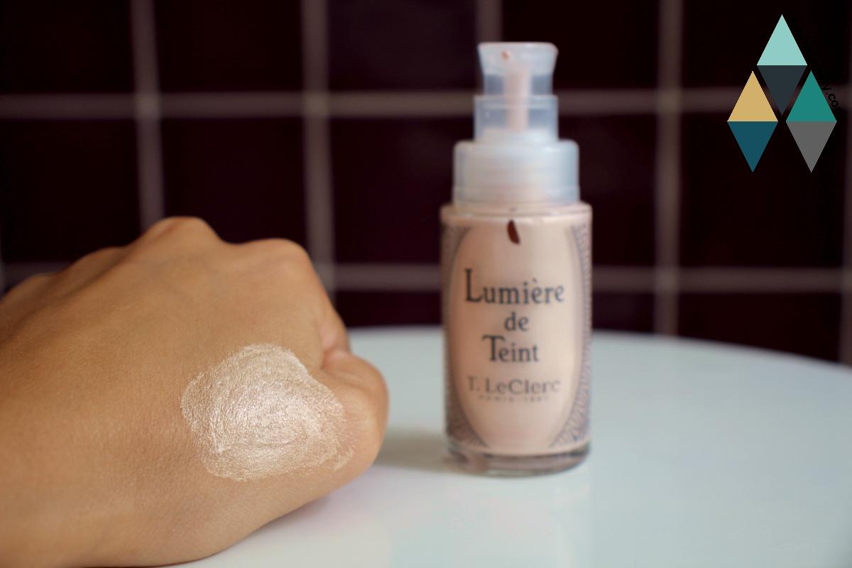 avis et test indispensables maquillage T.Leclerc