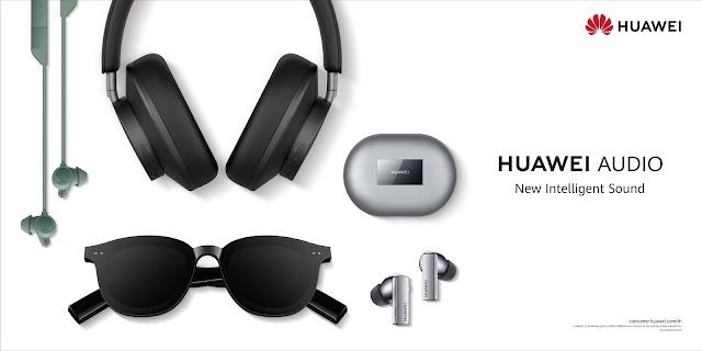 HUAWEI FreeBuds Pro, HUAWEI FreeLace Pro, HUAWEI FreeBuds Studio และ HUAWEI x Gentle Monster Eyewear II พร้อมเปิดตัวอย่างเป็นทางการในประเทศไทย 27 ตุลาคมนี้