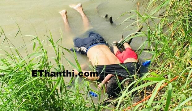 குழந்தையைக் காப்பாற்ற ஆற்றுக்குள் சென்ற ஆஸ்கர்
