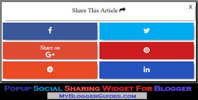 Pop-Up Share Bar, Social Sharing Widget, Blogger Widgets, Blogger Plugins, Blogger Gadgets, Blogspot Widgets and Gadgets
