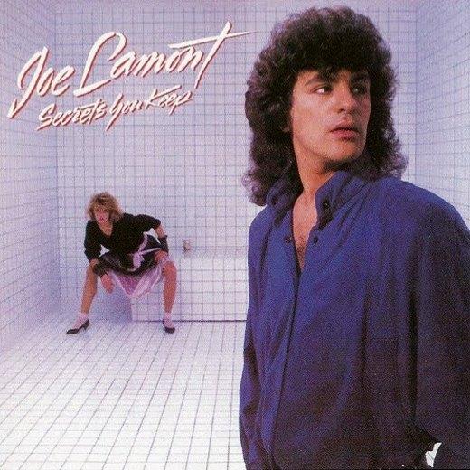 JOE LAMONT - Secrets You Keep [YesterRock remaster] full