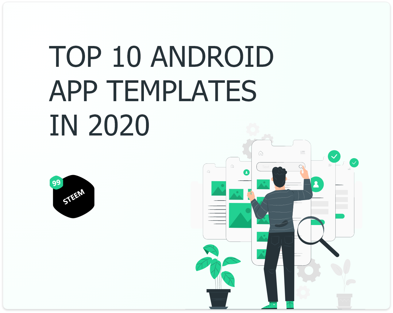 Top 10 Android App templates in 2020