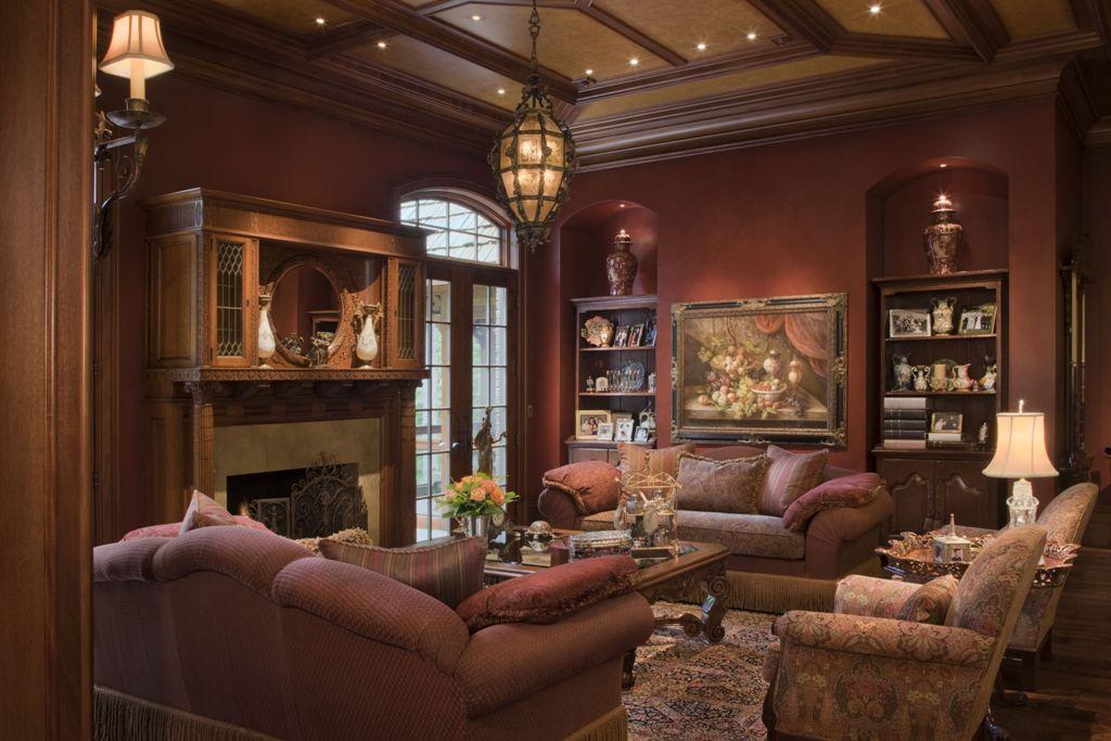 decorando casas Interior estilo tradicional Decoração