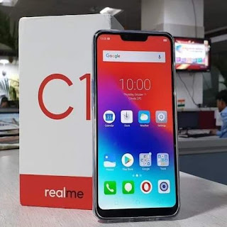 Firmware Realme C1 (RMX1811/ RMX1805) Tested