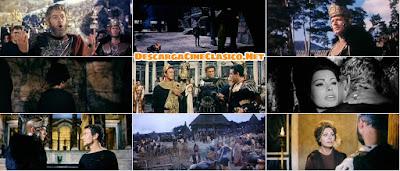 La caída del Imperio Romano (1964) The Fall of the Roman Empire