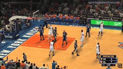 لعبة NBA 2K14
