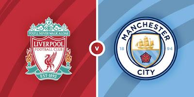 مباراة ليفربول ومانشستر سيتي liverpool vs man city يلا شوت بلس 7-2-2021 والقنوات الناقلة  في الدوري الإنجليزي الممتاز