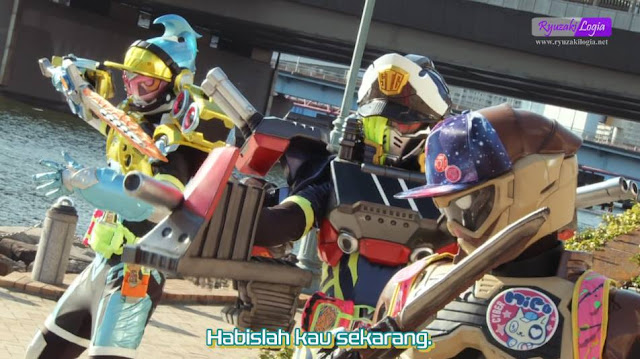 Download Kamen Rider Ex-Aid Episode 28 Subtitle Indonesia