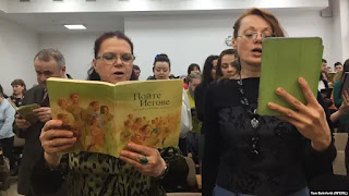 Nearly 200 criminal cases were opened in Russia last year against Jehovah's Witnesses, who have been viewed with suspicion the country for decades (file photo)