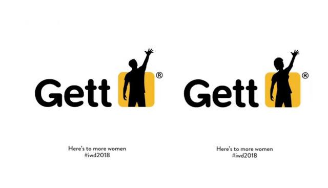 Así luce la marca GETT en su versión femenina