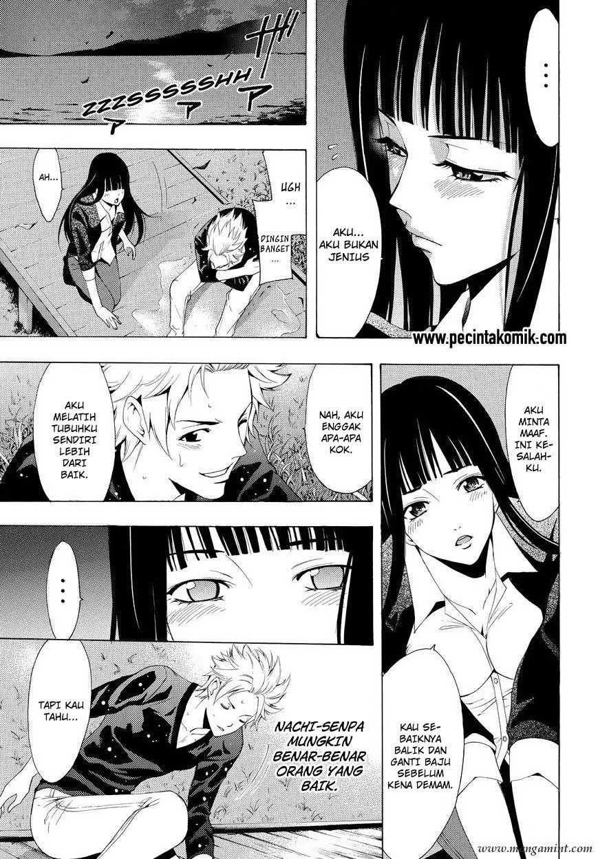 Fuuka Chapter 91-18