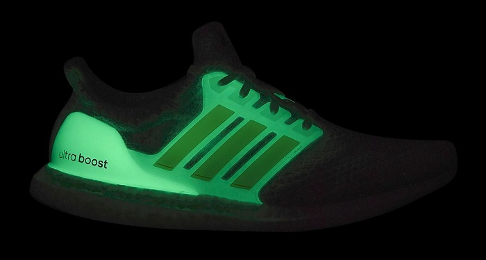 Adidas Glow In The Dark Running Shoes