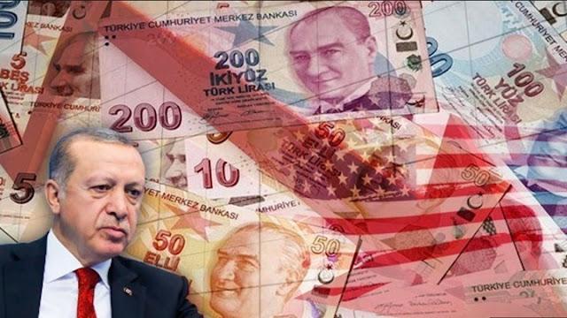 Οι πέντε επιλογές της Τουρκίας για τη σωτηρία της λίρας