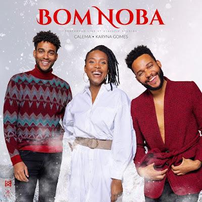 Calema - Bom Noba (Feat Karyna Gomes) [Live at Klasszik Studios]