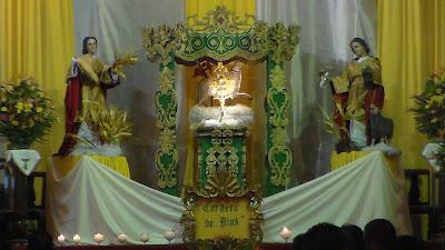 jueves santo institucion de la eucaristia