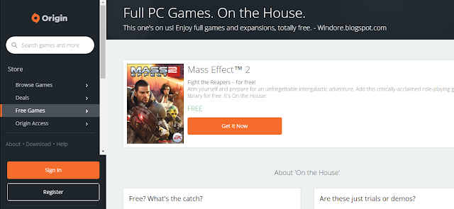 Download Mass Effect 2 Gratis Original !
