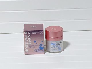 MKUP Super Hyaluronic Acid Real Complexion Cream SPF 30