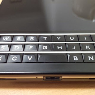 SlimPort at BlackBerry Passport