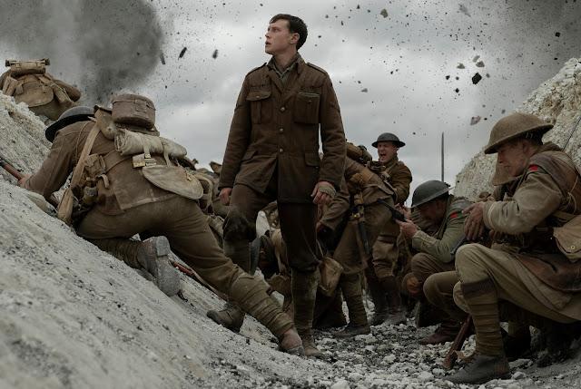 1917 | Épico de guerra