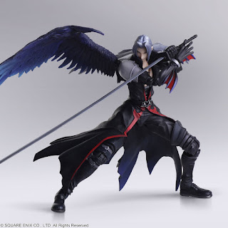 "Bring Arts Sephiroth ""Another Form"" Version de Final Fantasy / Kingdom Hearts - Square Enix"