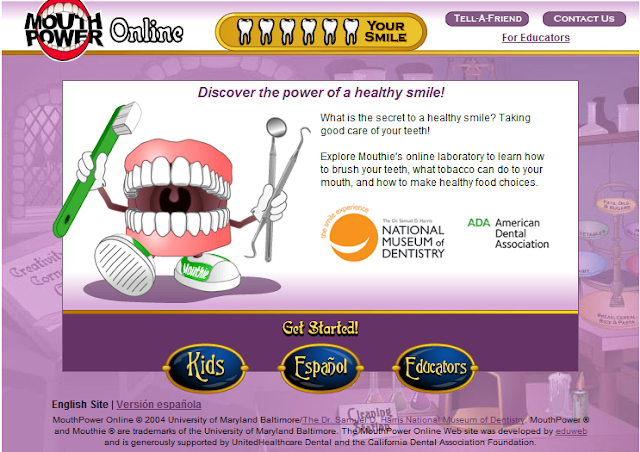 Tech Coach Dental Health February Is Dental Health Month
