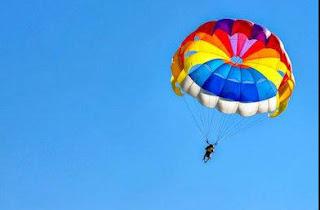 parachute,how parachute works