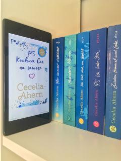 """moje Cecelie, albo: powody, by kochać Ahern, """"PS Kocham Cię na zawsze"""" Cecelia Ahern, fot. paratexterka ©"""