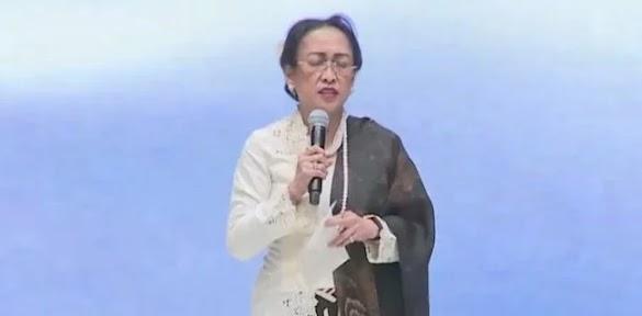 Pancasila Sudah Final, Tidak Boleh Sukmawati Singgung Syariat Islam