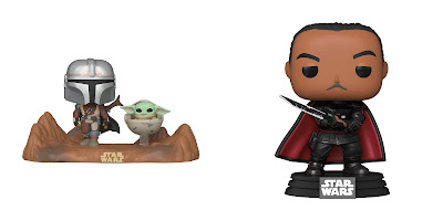The Mandalorian Pop! Star Wars Series 3 Vinyl Figures by Funko
