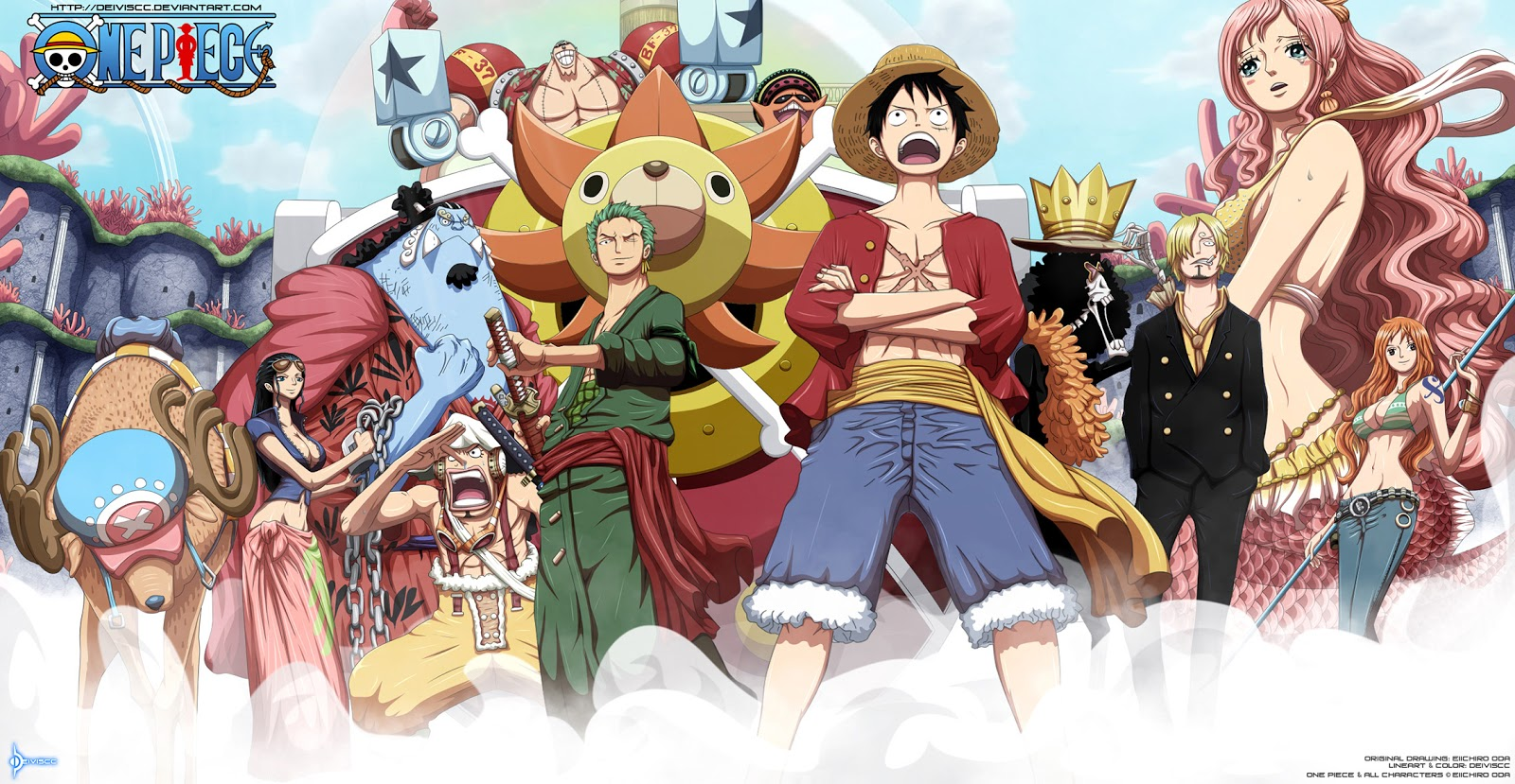 Jinbe vs big mom one piece episode 864 english sub full hd preview.