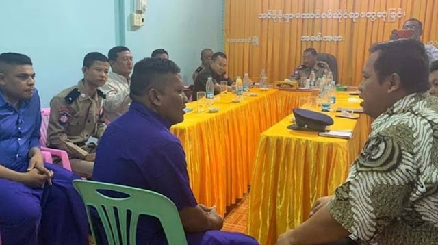 3 Tahun Menekam Dalam Jeruji Penjara Myanmar Kini ABK Aceh Timur Bebas